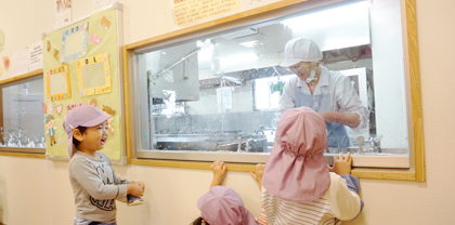 調理室イメージ